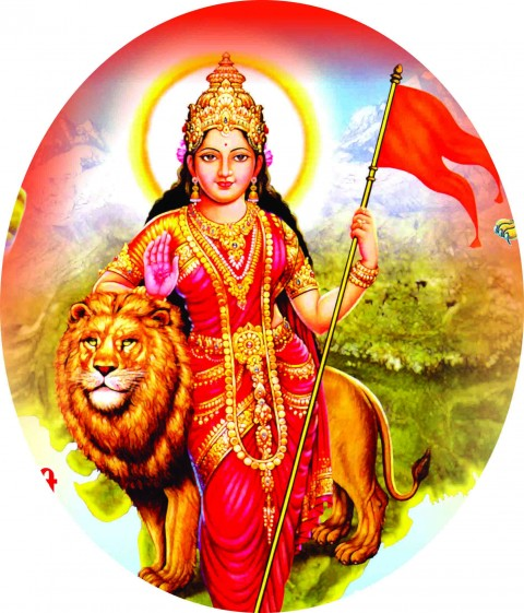 Bharat Mata Wallpaper Full Hd Photo