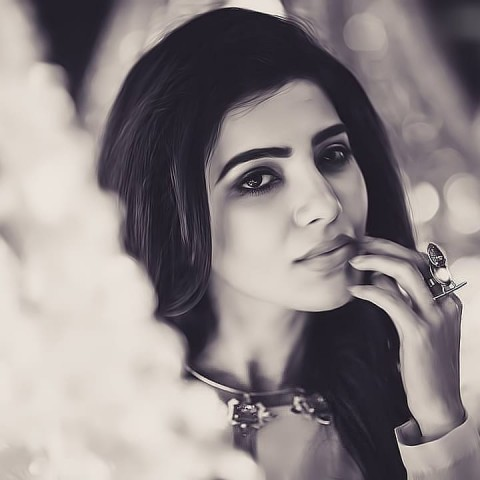 Cute Samantha Akkineni Pic Photos For DP