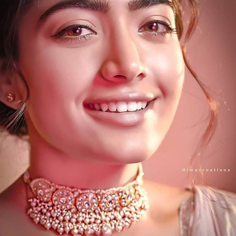 Face Rashmika Mandanna images Photo