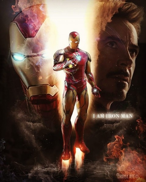 Iron Man Wallpapers Hd Photo For Iphone