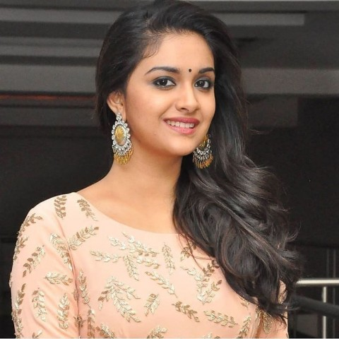 Keerthi Suresh HD Images Pic For Dp