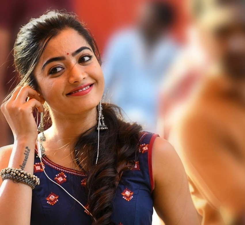 Rashmika Mandanna Hd images Photo