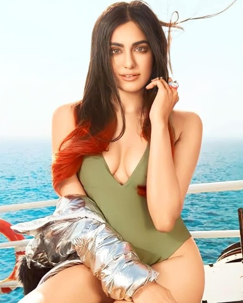 Stylish Adah Sharma Wallpapers Images
